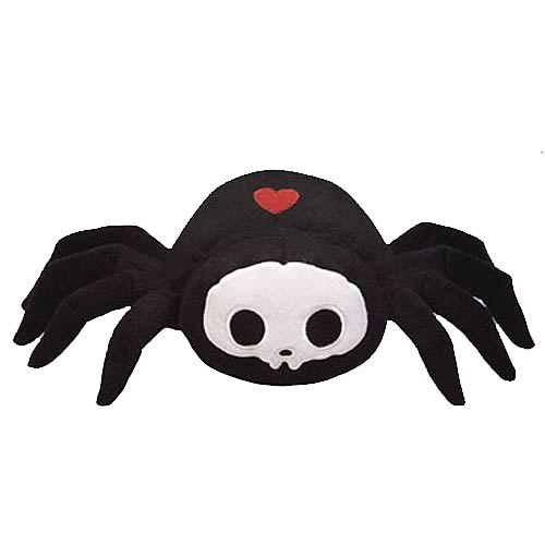 Skelanimals Timmy (Spider) Deluxe 8-Inch Plush