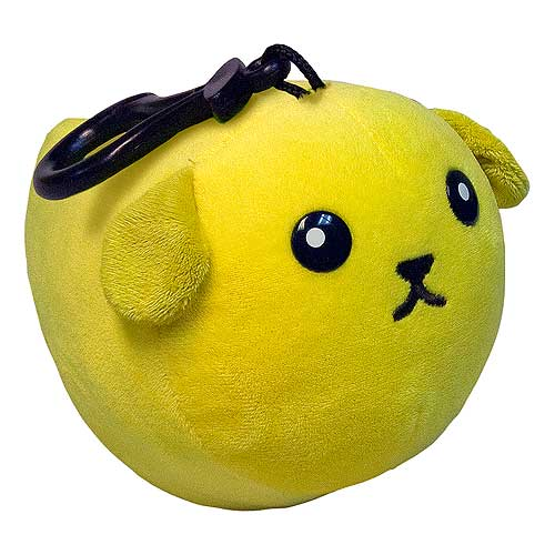 Mameshiba Chickpea 4-Inch Clip-On Plush