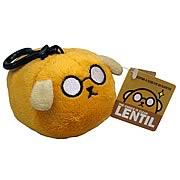Mameshiba Series 2 Lentil Bean 4-Inch Clip-On on Plush