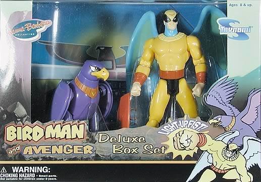 Birdman & Avenger 2-Pack