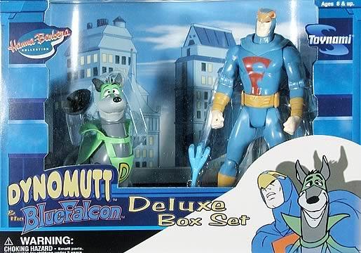 Dynomutt & Blue Falcon Set