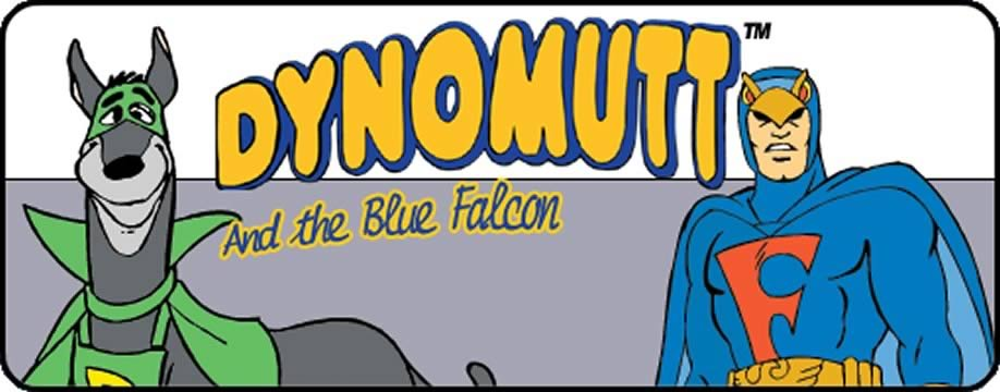 Dynomutt & Blue Falcon Case