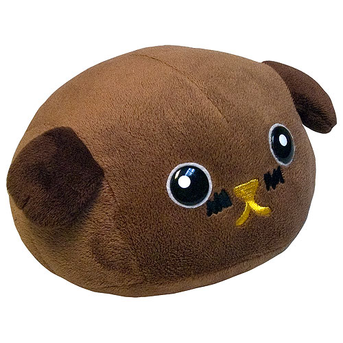 Mameshiba Mocha Bean Medium Plush
