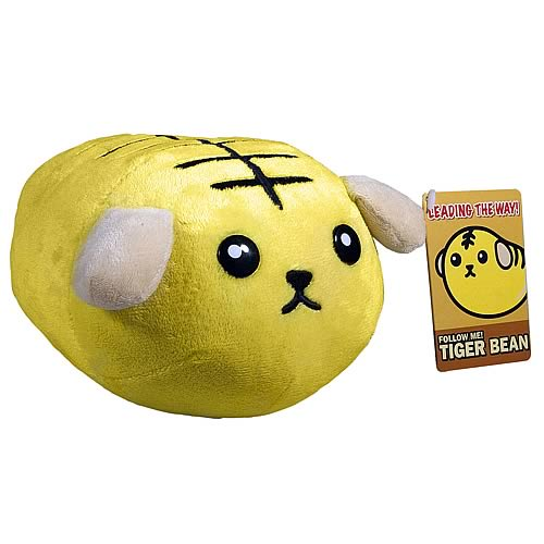 Mameshiba Medium Series 2 Tiger Bean Plush