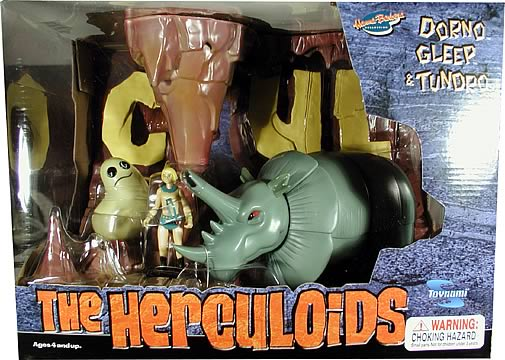 Herculoids Deluxe Box Set 2