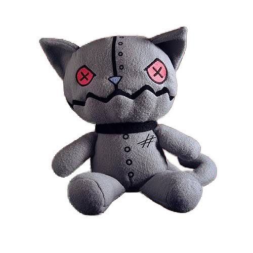 Emily the Strange Lil Strangers Fiddy Seven 4-D Plush