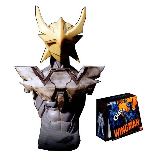 Wingman Manga Realization Animation Version Action Figure