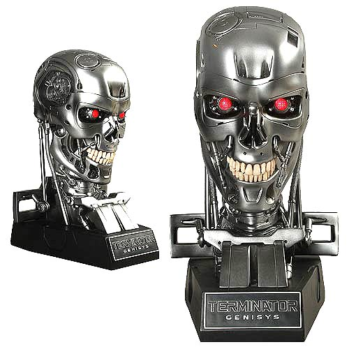 Rage Against the Machine - New Terminator Genisys Prop Replica