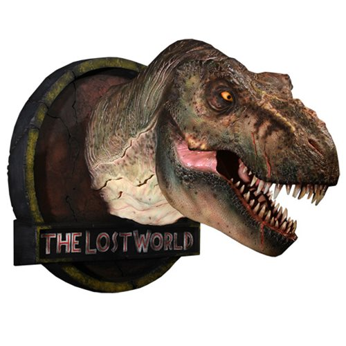 T-Rex Trophy from The Lost World