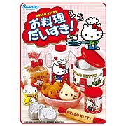 Hello Kitty I Love Cooking Vinyl Mini-Figure Case