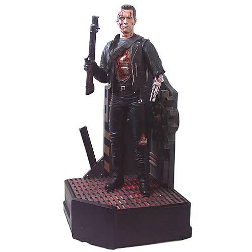 Terminator 2 T-800 Statue