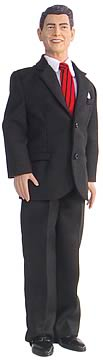 Ronald Reagan 12-inch Talking Figure 1st Ed.