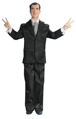 Richard M. Nixon Talking 12-inch Figure