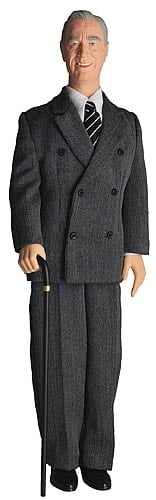 Franklin D. Roosevelt Talking 12-inch Figure