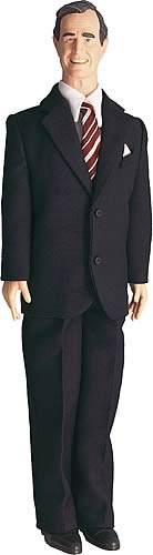 George H. W. Bush Talking 12-inch Figure