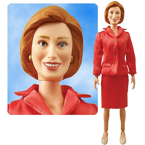 Hillary Clinton Talking 12-inch Figure