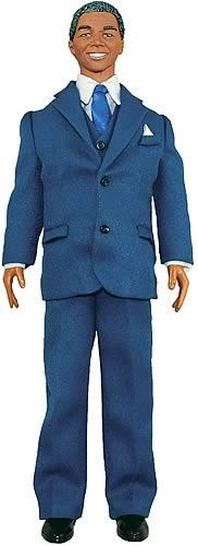 Nelson Mandela Talking 12-inch Figure