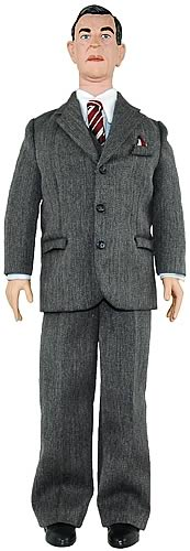 Woodrow Wilson Talking 12-inch Figure