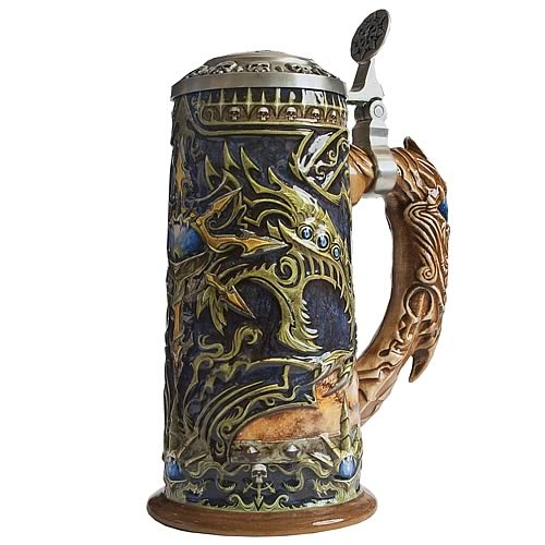 Warhammer Online The Raven Host Legendary Collection Stein