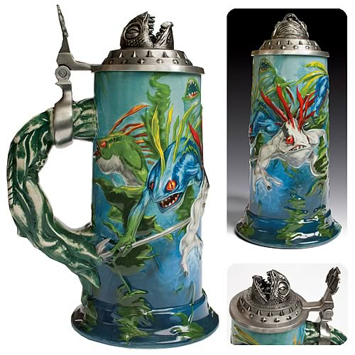 World of Warcraft Murloc Stein