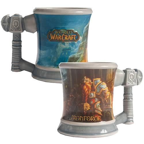 World of Warcraft Ironforge Mug