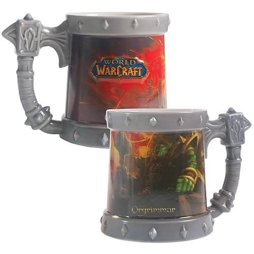 World of Warcraft Orgrimmar Mug