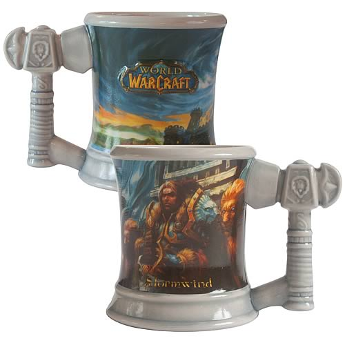 World of Warcraft Stormwind Mug