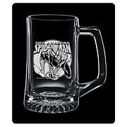 Amazing Spider-Man Premium Etched Glass Stein