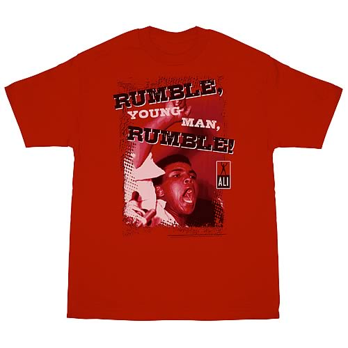 Muhammad Ali Rumble T-Shirt