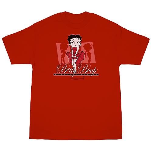 Betty Boop Timeless Beauty T-Shirt