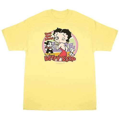 Betty Boop Kiss T-Shirt