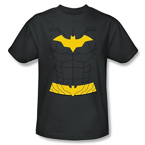 Batman New 52 Batgirl Costume T-Shirt