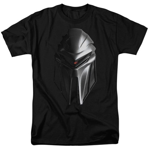 Battlestar Galactica Cylon Head T-Shirt