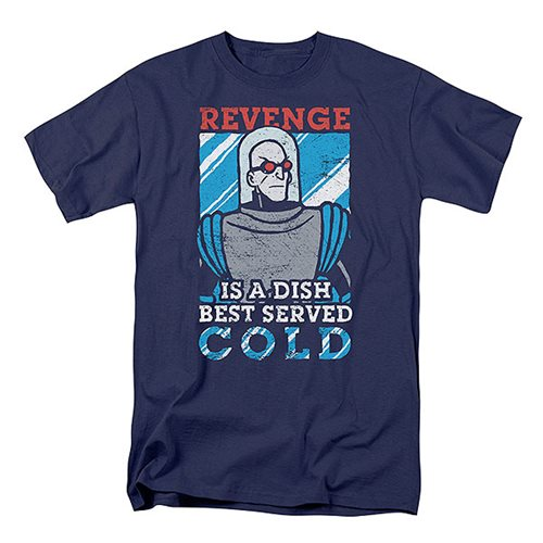 Batman The Animated Series Served Cold T-Shirt