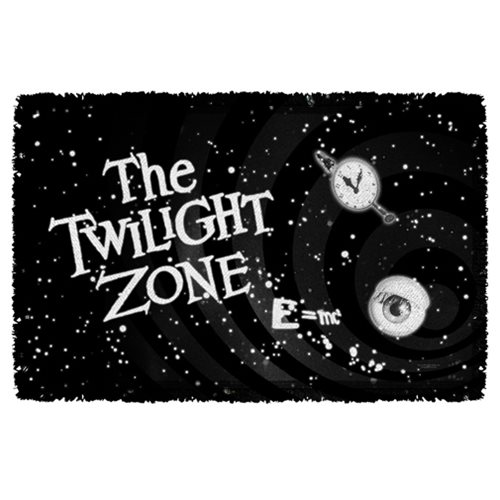 Twilight Zone Another Dimension Woven Tapestry Throw Blanket