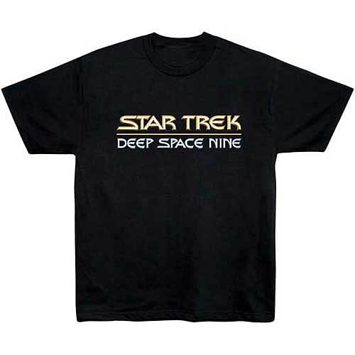 Star Trek Deep Space Nine Logo T-Shirt