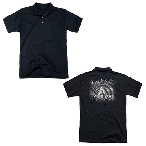 The Twilight Zone I Survived Polo T-Shirt