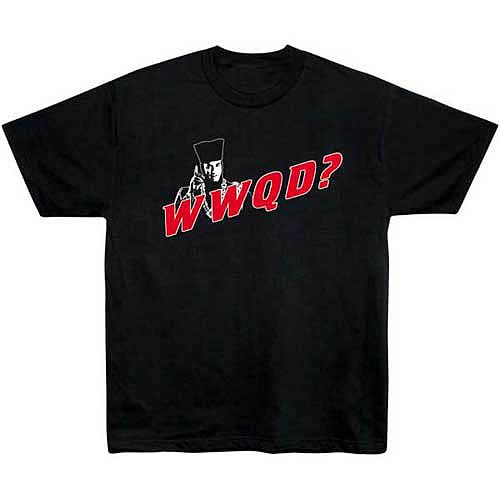 Star Trek WWQD T-Shirt
