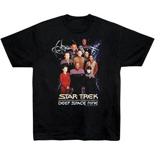 Star Trek Deep Space Nine Crew T-Shirt
