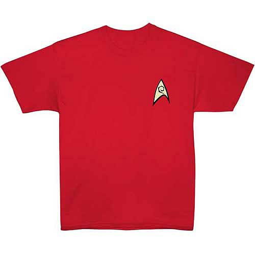 Star Trek Classic Engineering Unform T-Shirt