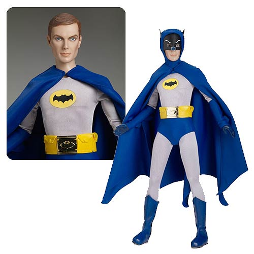 Batman TV Series Batman DC Stars Tonner Doll
