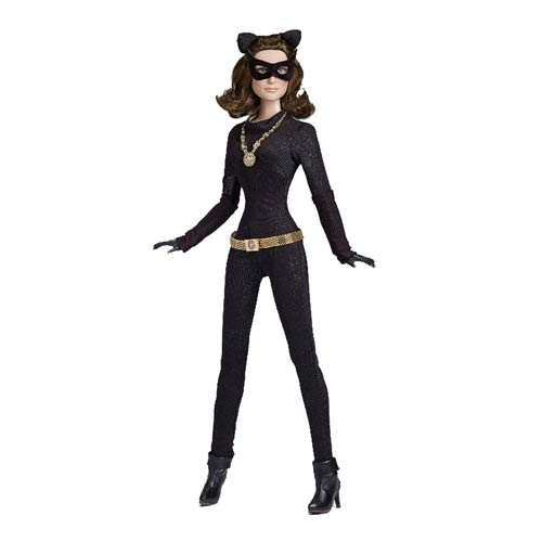 Batman TV Series Catwoman DC Stars Tonner Doll