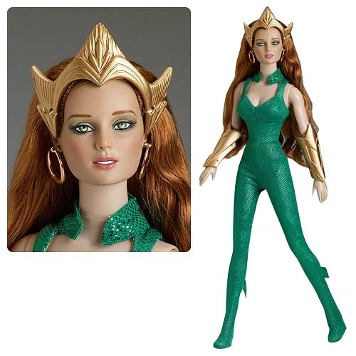 Aquaman New 52 Mera 16-Inch Tonner Doll