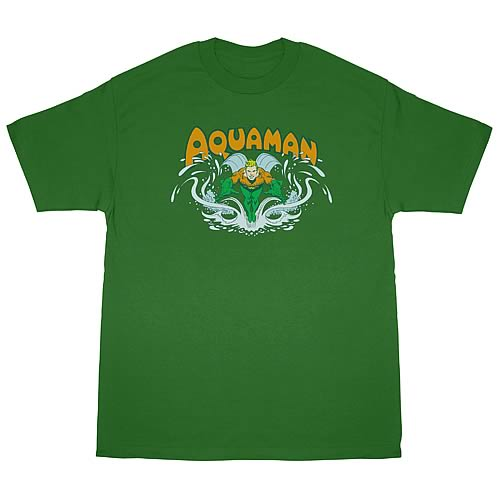 DC Originals Aquaman Splash T-Shirt