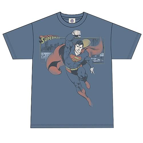 DC Originals This Is A Job For Superman T-Shirt
