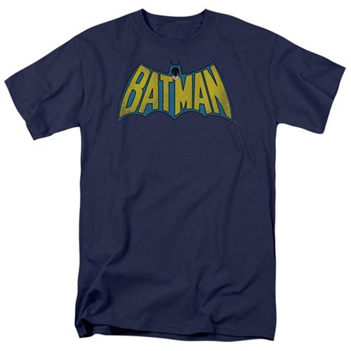 DC Originals Distressed Classic Batman Logo T-Shirt