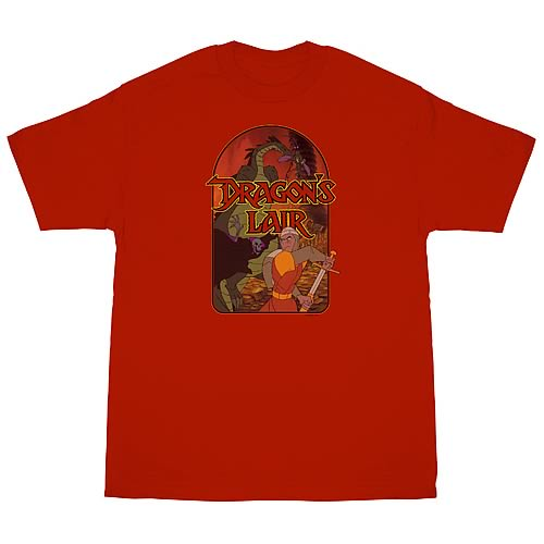 Dragons Lair In the Lair T-Shirt