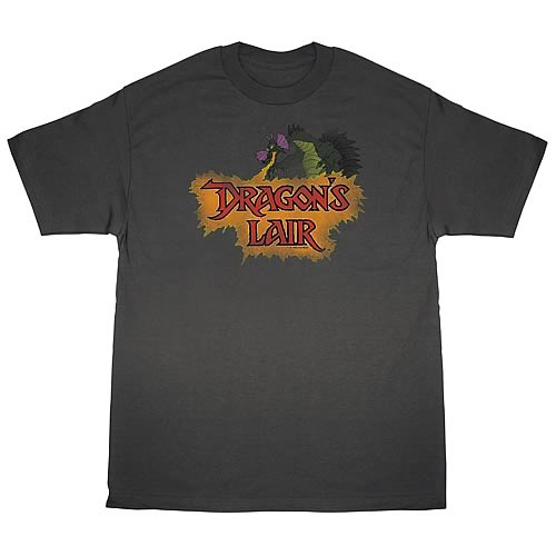 Dragons Lair Dragon Logo T-Shirt