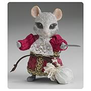 Alice in Wonderland Mallymkun the Dormouse Tonner Doll