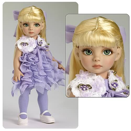 Patsy's Favorite Color Tonner Doll